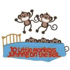 10 Monkeys Jumping On The Bed 10 Monkeys Jumping On The Bed 28 Images Ten Monkeys 19 Facts