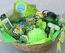 theme gifts color themed gift basket present for anyone and any event