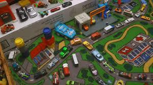 Fun Rugs For Kids Fun Cars Play Set With Hotwheels Tracks Kids Playmat Creativity