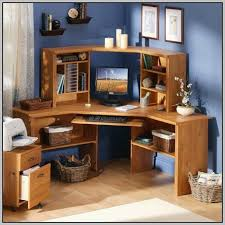 L Shaped Desk With Hutch Mainstays L Shaped Desk And Hutch With Optional Office Chair