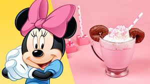 minnie mouse cocoa dishes disney disney video