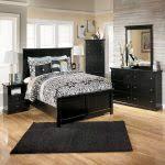 black bedroom furniture for girls king size bedroom set