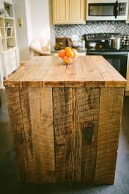 custom reclaimed kitchen island by old north designs custommade com