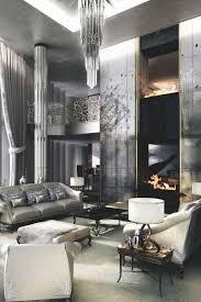living room gray sofa gray rug white pendant lights white futons