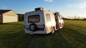 mini motorhome 1984 winnebago lesharo all original time machine mini rv camper