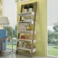 Green Bookcase Oak Bookcases You U0027ll Love Wayfair