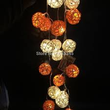 aliexpress com buy led battery rattan string lights 20pcs