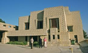 concrete block houses ennis brown house world monuments fund