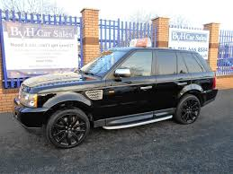land rover range rover 2008 land rover range rover sport 3 6 tdv8 sport hse 5dr automatic for