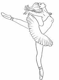drawings draw ballerina dancer step 7 costumes