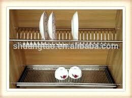 kitchen dish rack ideas dish rack cabinet kitchen bronze two tier corner dish organizer