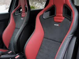 nissan juke leather seats 2016 nissan juke nismo rs awd review autoguide com news