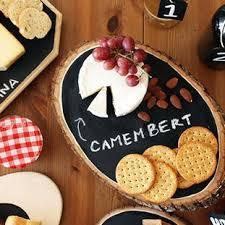 chalkboard cheese plate diy basics chalkboard cheese trays brit co