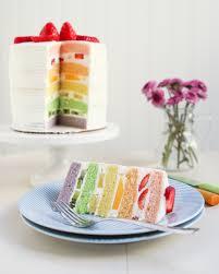 thirsty for tea chinese bakery rainbow cake