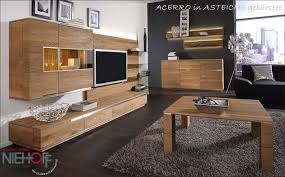 Wohnzimmer Massivholz Acerro Wohnen Galerie 3 Jpg