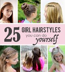 cute hairstyles kids can do hairstyles pinterest
