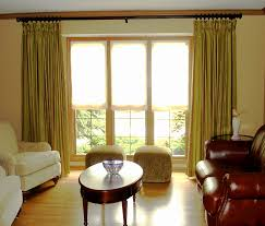 Window Panels Modern Living Room With High Window Panels Also Comes With White