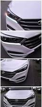 lexus dolls tucson for2016 2017 hyundai tucson chrome head light trim cover garnish
