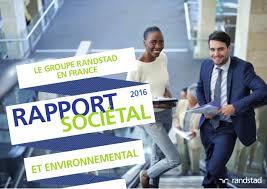 randstad siege rapport sociétal et environnemental 2016 du groupe randstad