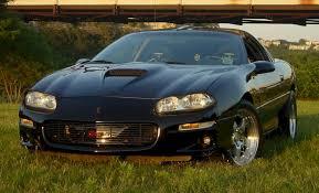 black 2000 camaro paint cross reference
