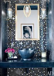 mosaic ideas for bathrooms 30 gorgeous ideas to refresh your bathroom digsdigs