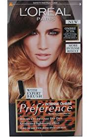 preference wild ombre on short hair l oreal preference wild ombres ombre no 1 amazon co uk health