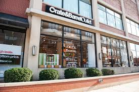 crate and barrel outlet closed shopping in lincoln park chicago