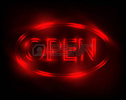 Open Light Up Sign Neon Open Sign In Shop Window Images U0026 Stock Pictures Royalty