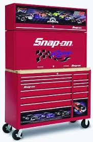 snap on tool storage cabinets tool storage units have custom paint and racing graphics
