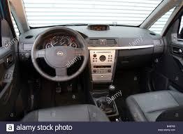 opel meriva 2003 car opel meriva 1 6 cosmo limousine model year 2003 van blue