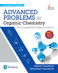 buy advanced problems in organic chemistry for competitive