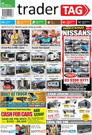 nissan murano z51 towbar tradertag victoria edition 03 2017 by tradertag design issuu