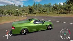vauxhall vxr8 ute forza horizon 3 demo holden hsv gts maloo cruise youtube