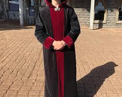 wizard robe etsy