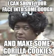 Make A Picture Into A Meme - aunt esther imgflip