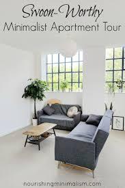 swoon worthy minimalist apartment tour sophie nourishing swoon worthy minimalist apartment tour