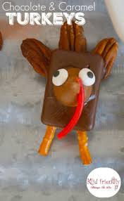 how to make thanksgiving fun chocolate u0026 caramel turkey treats for a thanksgiving fun food