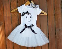 Ghost Halloween Costume Baby Ghost Costume Etsy