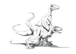 raptor coloring pages printable f 22 sport page jurassic park