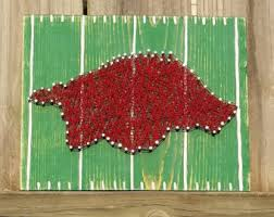 gifts for razorback fans razorback fan etsy