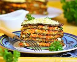 cuisine az com recette gâteau de crêpes aux crevettes au crabe et à l avocat