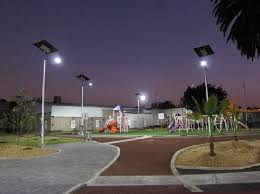 Solar Outdoor Light Fixtures by Commercial Outdoor Lights A Smart Choice For Solar Energy