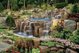 Steep Hill Backyard Ideas Triyae Com U003d Backyard Landscaping Ideas With Hill Various Design