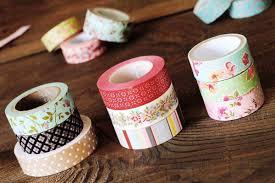 washi tape diy washi tape frames your easy 5 minutes diy tutorial mypostcard blog