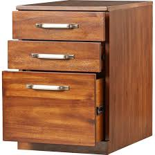three drawer file cabinet wood best home furniture decoration