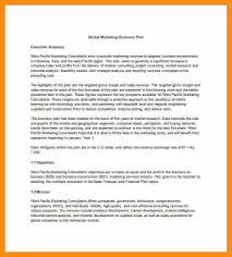 9 sales business plan template abstract sample