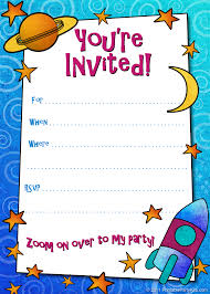 childrens party invites templates www greetings cards free