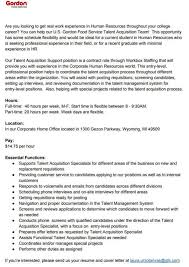 Phr Resume Alexis D Howard Phr Professional Profile