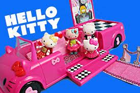kitty toys disneycartoys dance party limo bee rosy