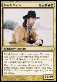 chuck norris chuck norris cards and bruce lee